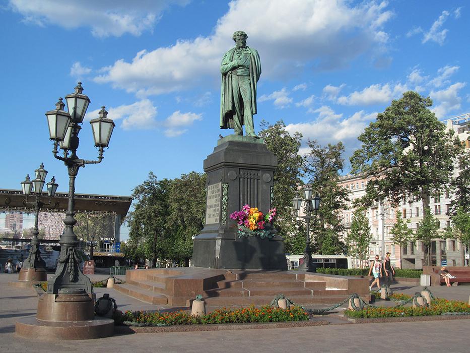 «Пушкинская площадь» фото 1