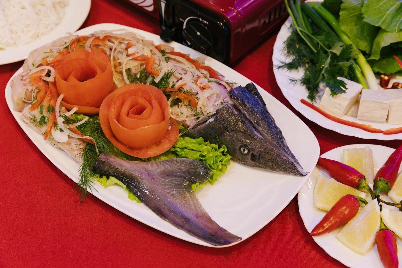 «Сайгон - Вьетнамская кухня» фото 1