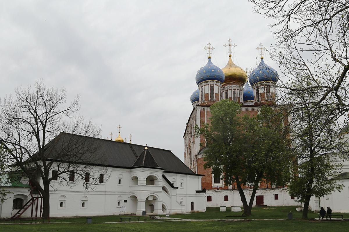 «Рязанский кремль» фото 1