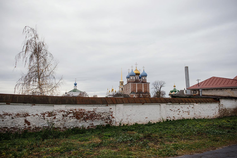 «Рязанский кремль» фото 9