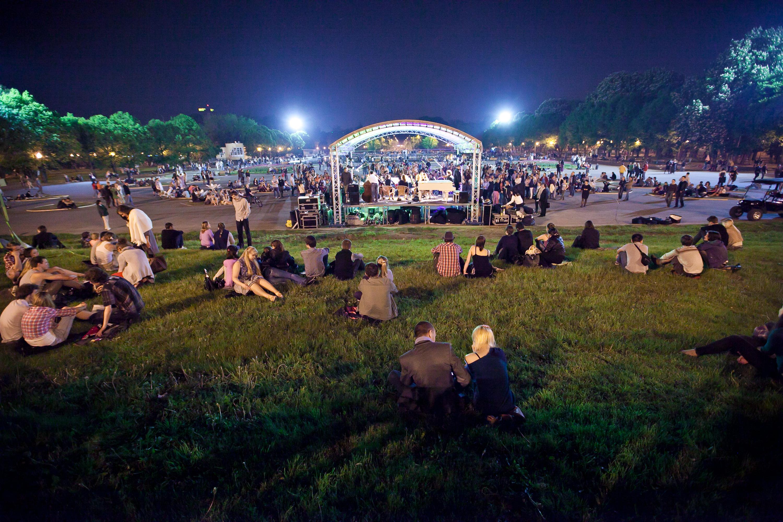 «Парк Горького» фото 2