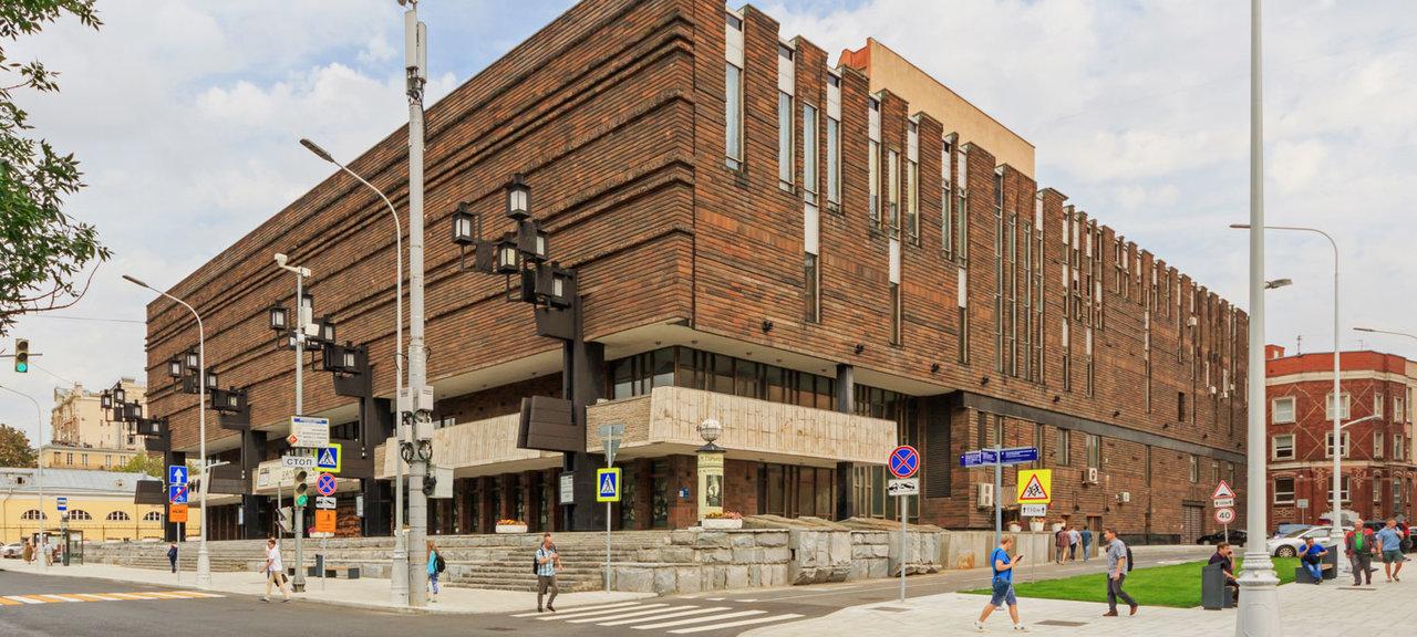 «Популярные театры Москвы» фото материала
