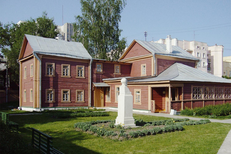 «Мемориальный музей-усадьба академика И. П. Павлова» фото 1