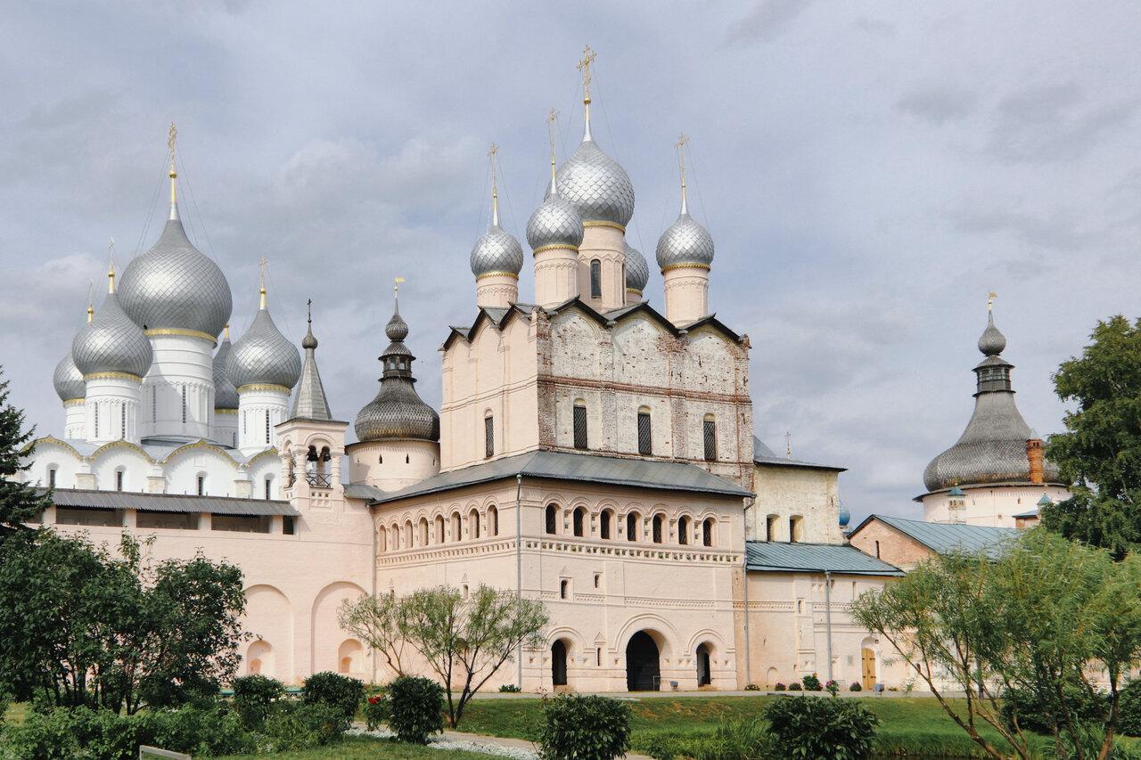 «Kremlin van Rostov» фото 1
