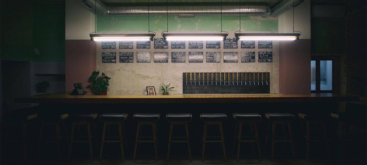 «Где пить необычное пиво: крафтовые бары Москвы» фото материала