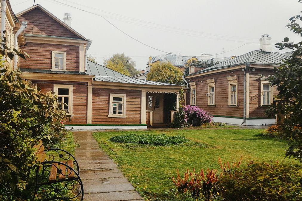 «Мемориальный музей-усадьба академика И. П. Павлова» фото 7