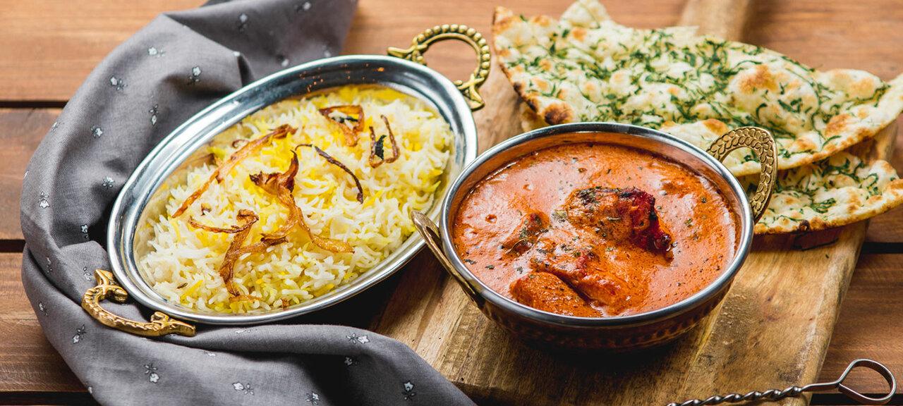 «Где пробовать индийскую кухню вМоскве» фото материала