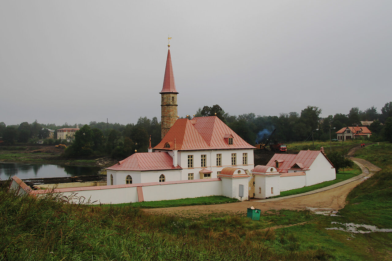 «Приоратский дворец» фото 1