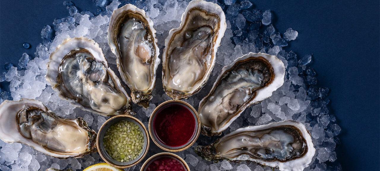 «Где есть устрицы, мидии идругие морепродукты вМоскве» фото материала