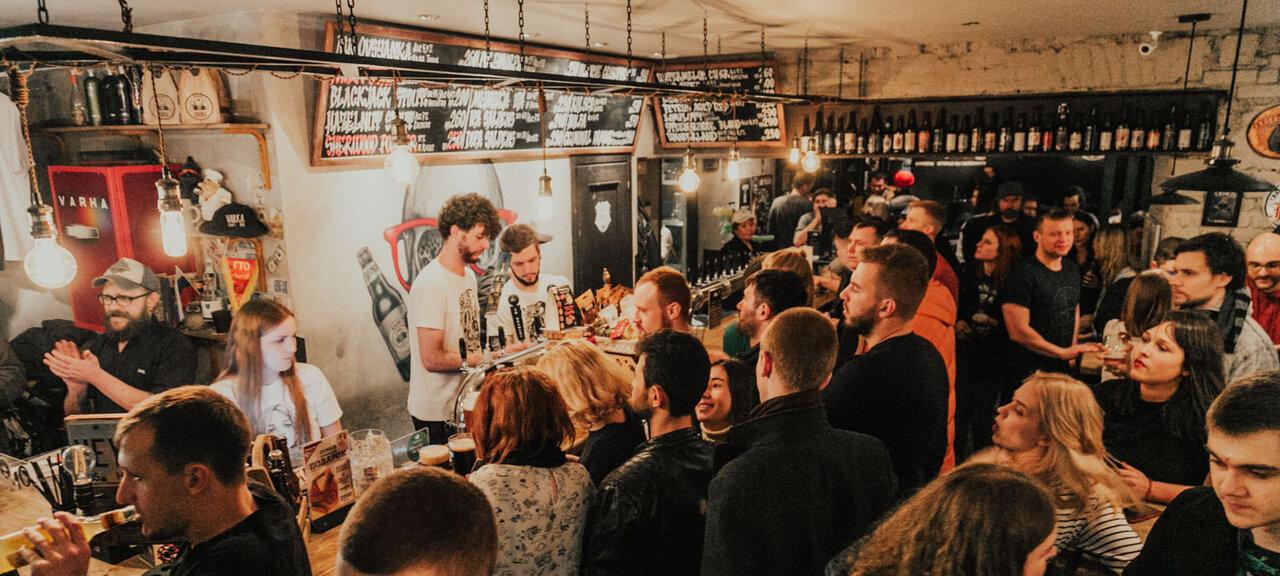 «Нетолько крафтовое пиво: где пить наТаганке» фото материала