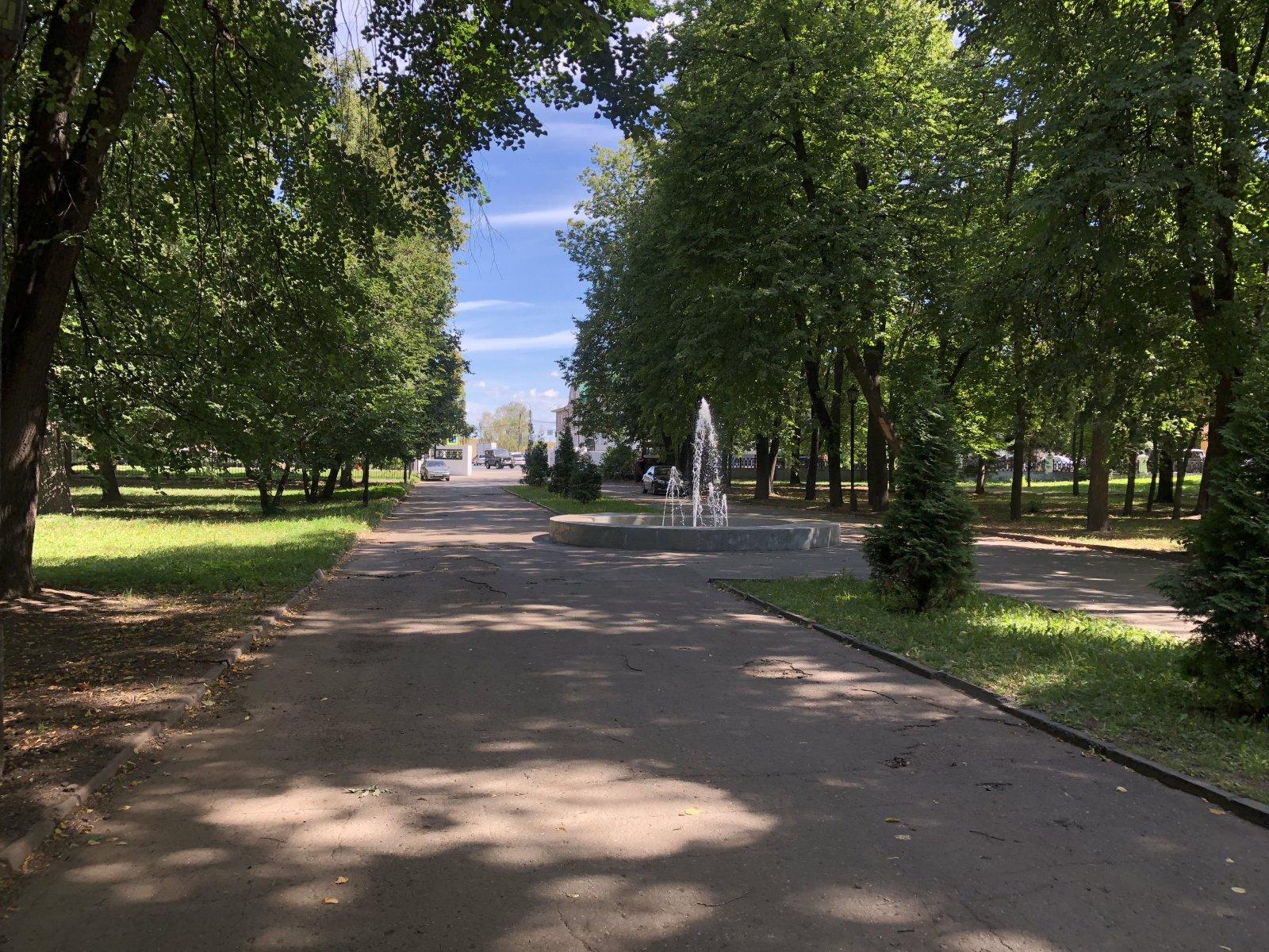 «Соборный парк отдыха» фото 4