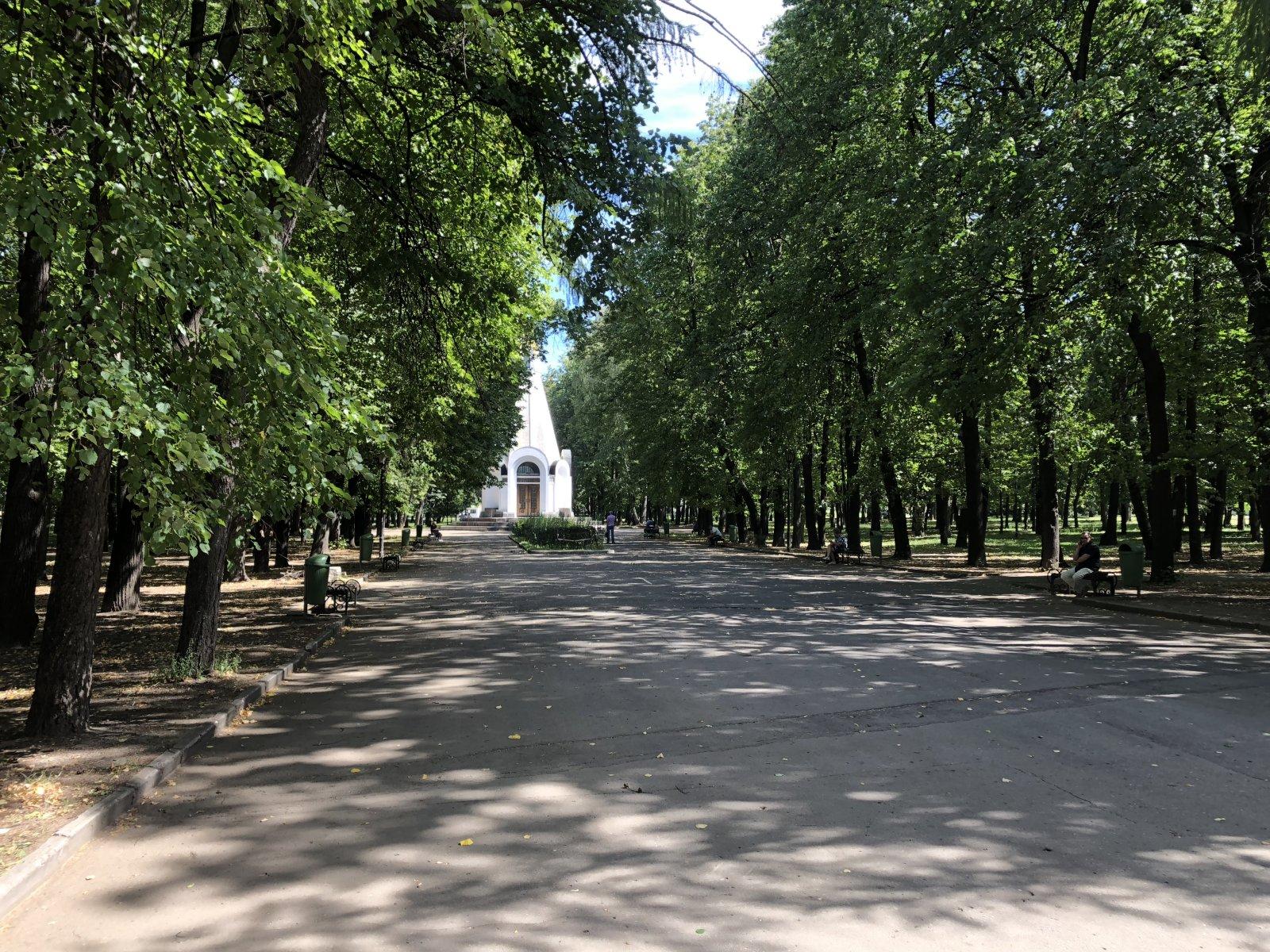 «Соборный парк отдыха» фото 5