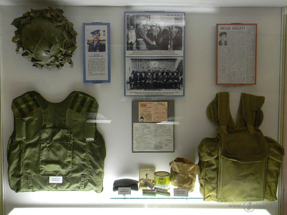 «Музей истории воздушно-десантных войск» фото 6