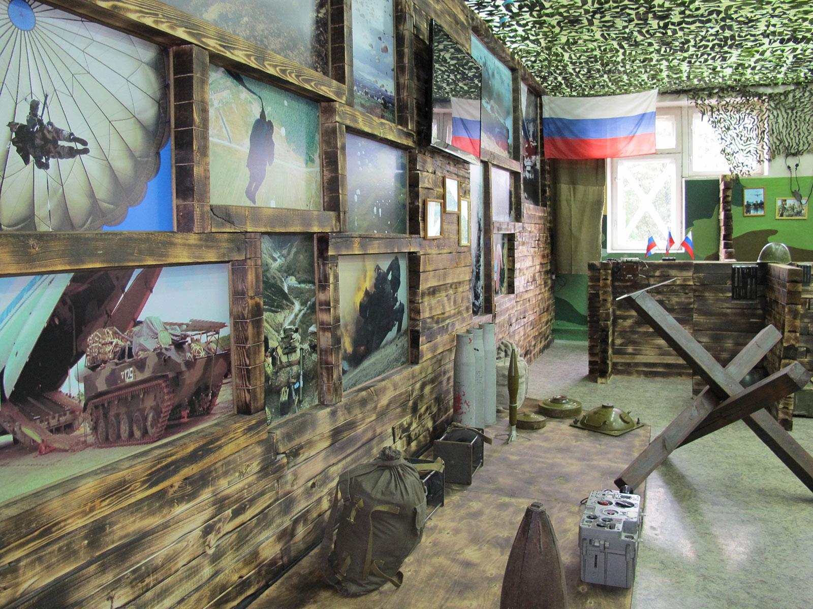 «Музей истории воздушно-десантных войск» фото 3