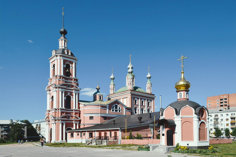 «Николо-Ямской Храм» фото 1