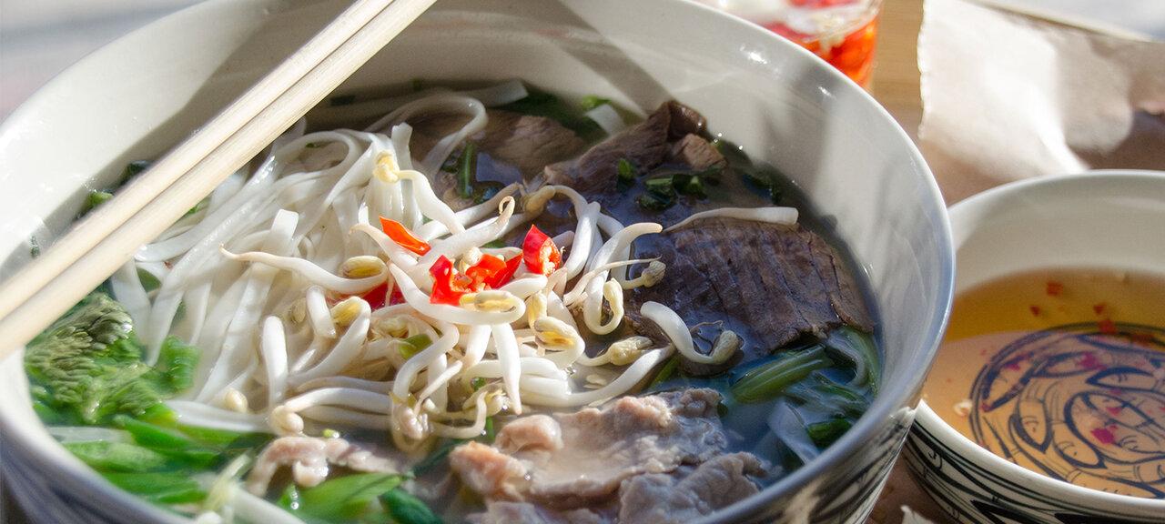 «Где есть фо-бо ивьетнамскую кухню вМоскве» фото материала