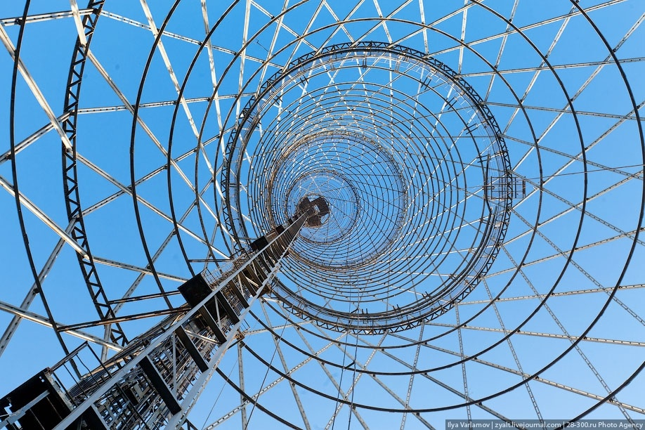 «Шуховская башня» фото 2