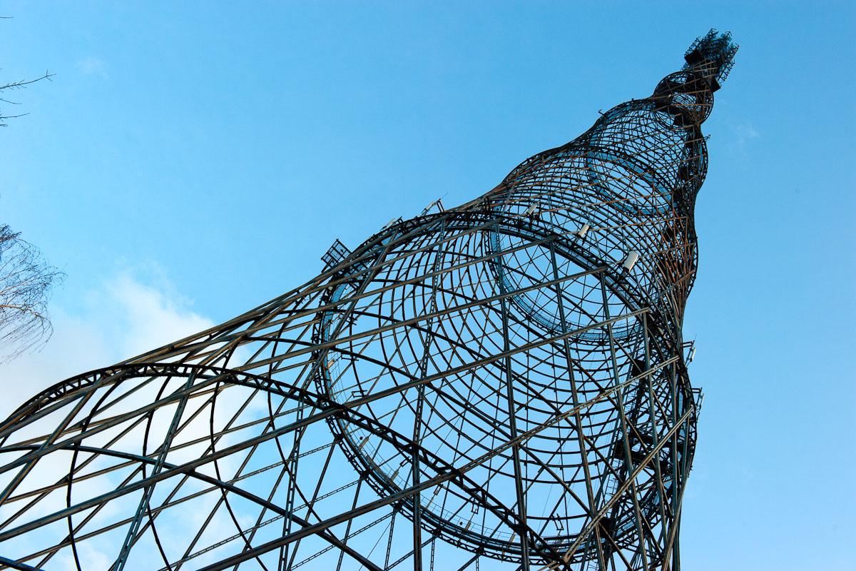 «Шуховская башня» фото 4