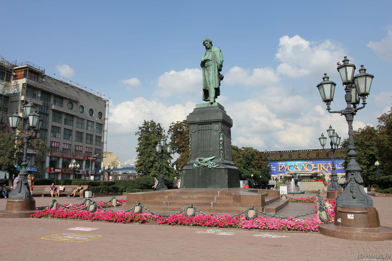 «Пушкинская площадь» фото 4