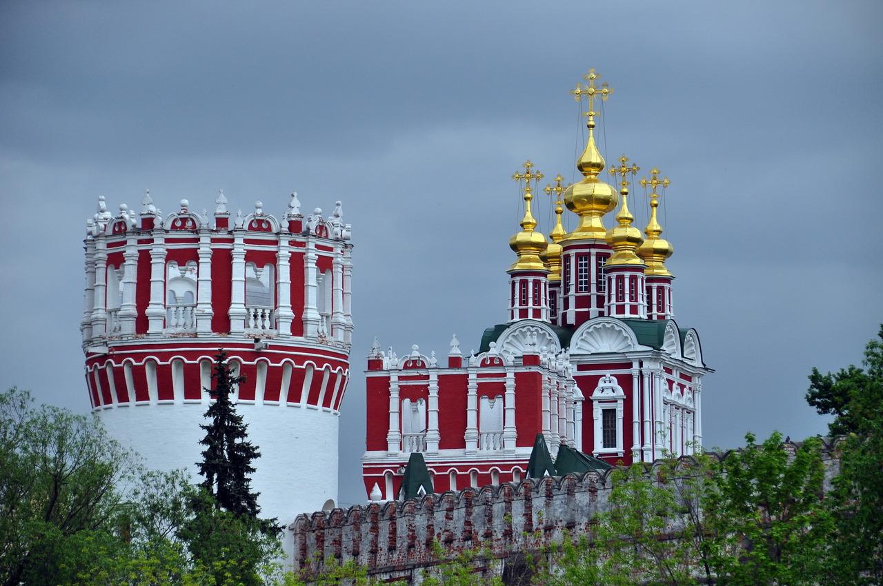 «Богородице-Смоленский Новодевичий монастырь» фото 2
