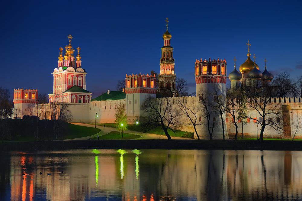 «Богородице-Смоленский Новодевичий монастырь» фото 3
