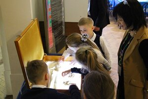 «Клуб юных геологов в Геологическом музее» фото 1