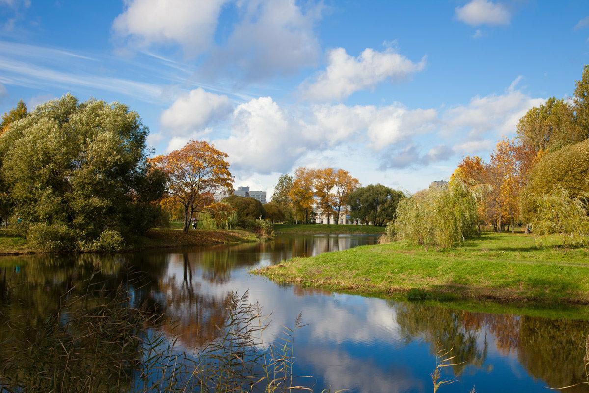 самые интересные красносельский район парки спб фото везде этой