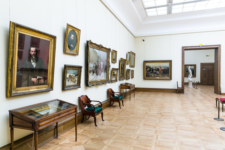 «Государственная Третьяковская галерея» фото 2