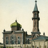 Red Mosque, Tomsk