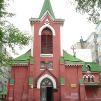 Church of the Intercession, Harbin