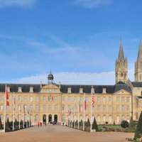Abbey of Saint-Etienne, Caen