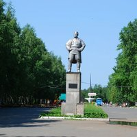 Park for recreation and leisure named after S.M. Kirov