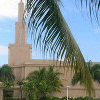 Santo Domingo Dominican Republic Temple