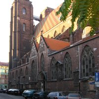 St. Mary Magdalene Church, Wrocław