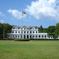 Presidential Palace of Suriname