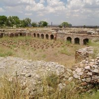 Roman Baths of Ankara