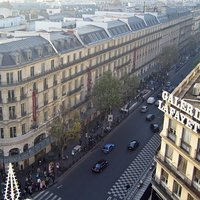 Haussmann's renovation of Paris