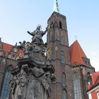 Collegiate Church of the Holy Cross and St. Bartholomew, Wrocław
