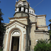 Armenian church in Batumi