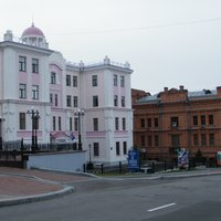 Khabarovsk museum named after Grodekov