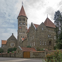 Clervaux Abbey