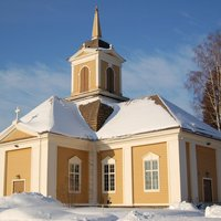 Ylikiiminki Church