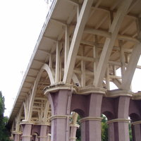 Vereshchaginsky Viaduct