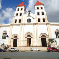 Cathedral Basilica of Queen of Peace, San Miguel