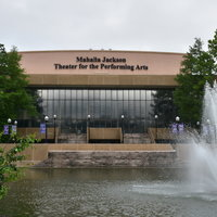 Mahalia Jackson Theater of the Performing Arts