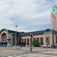 Helsinki Central railway station