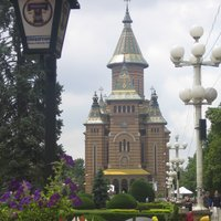 Timișoara Orthodox Cathedral
