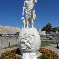 Statue of Diogenes