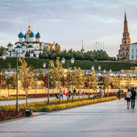 Tourist attractions in Kazan