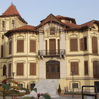 Cultural Center of the National Bank of Greece Cultural Foundation in Thessaloniki